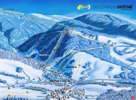 Skicertrum Deštné - Orlické hory